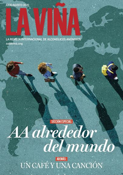 Picture of La Viña Back Issue (Jul/Aug 2020)