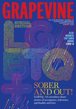Picture of Grapevine Back Issue (August 2020)