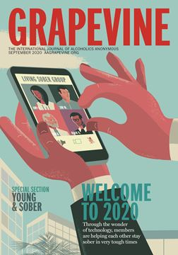 Picture of Grapevine Back Issue (September 2020)