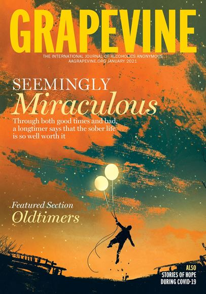 Picture of Grapevine Back Issue (January 2021)