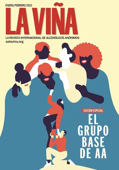Picture of La Viña Back Issue (January/February  2021)