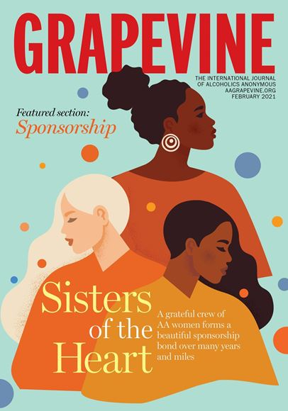 Picture of Grapevine Back Issue (February 2021)