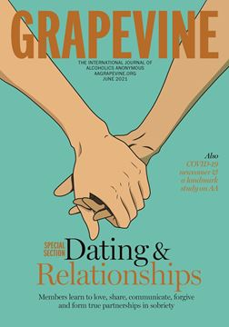 Picture of Grapevine Back  Issue (June 2021)
