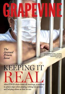 Picture of Grapevine Back Issue (July 2021)